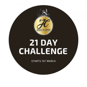 March 21 Day Challenge