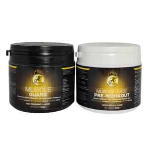Muscle Guard and preworkout